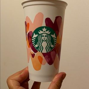 Limited edition Starbucks Reusable cup